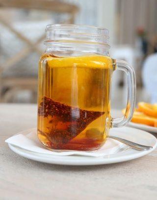 rooibos thee kop